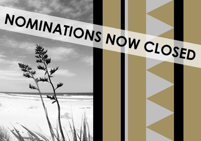 Nominations Now Closed.